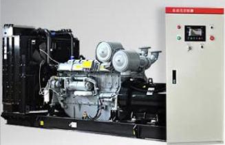 自动化柴油发电机组